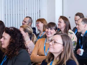 Deltagere på Webdagen